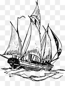 drawing sailing ship clip art ship download 1280 1056 free Spanish Galleon Ship Diagram sailing ship clip art ship