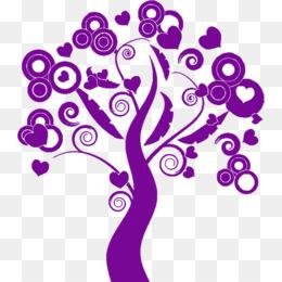 maple tree clip art purple tree png download 750 750 free rh kisspng com Teal Tree Clip Art Teal Tree Clip Art