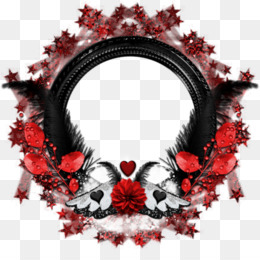 Wreath, Decor PNG image with transparent background