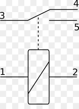 Electronic symbol Alternating current Circuit diagram Relay