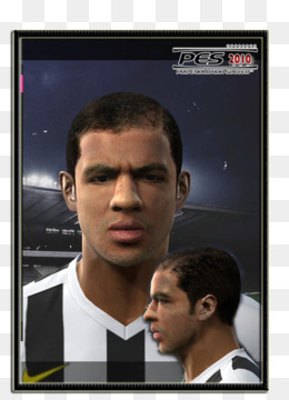 Free download Pro Evolution Soccer 2011 Forehead Poster Chin