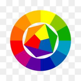 Free download Color wheel Couleurs chaudes et froides Blue Painting ...