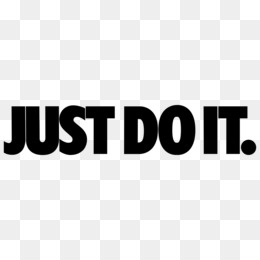 Just Do It Png Just Do It Transparent Clipart Free Download Art
