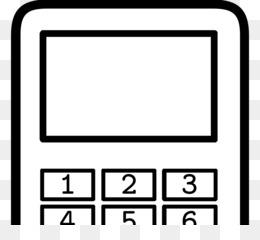 ücretsiz Indirin Boyama Kitabı Telefon çizim Sayfa Beyaz Cep