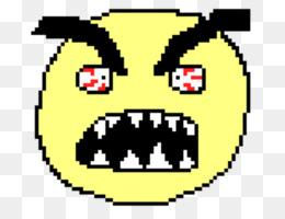 Free Download Smiley Emoticon Pixel Art Clip Art Smiley Png