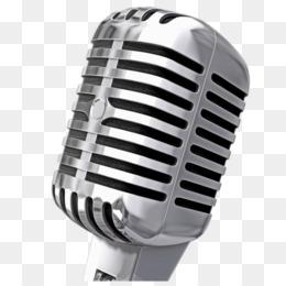 Wireless Microphone Drawing Disc Jockey Clip Art Mic Png