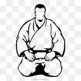 Free download Drawing Coloring book Judo Line art Clip art - beatles ...