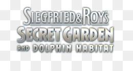 Siegfried Roys Secret Garden And Dolphin Habitat The Mirage Hotel Logo