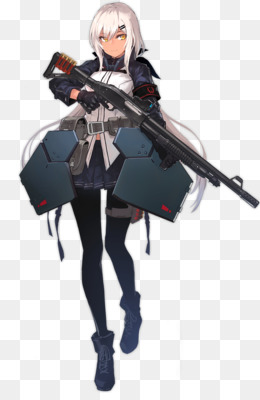 Free Download Girls Frontline Mossberg 500 Cosplay M4 Carbine Moe