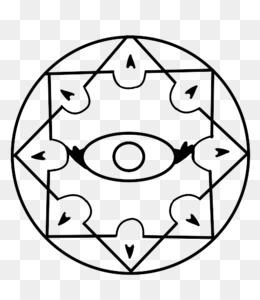 Mandala Designs Coloring Book Drawing