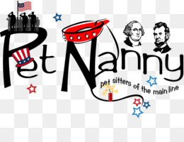 Media, West Chester, Pet Nannymain Line West Chester Media, Text, Logo PNG image with transparent background