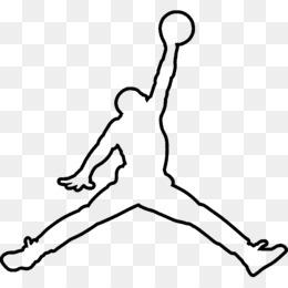 Jumpman Air Jordan Logo Drawing   Nike