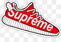 Bart Simpson, Homer Simpson, Supreme, Footwear, Shoe PNG image with transparent background