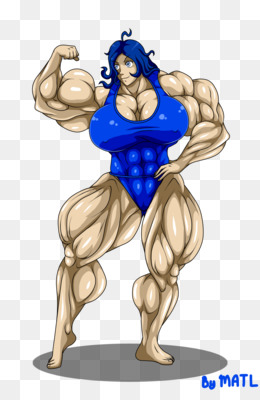 Muscle Woman Png And Muscle Woman Transparent Clipart Free Download