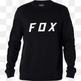 Hoodie T-shirt Fox Racing Sweater Polar fleece - T-shirt. Download Similars c2e0e3c77