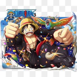 Free Download Monkey D Luffy Trafalgar D Water Law One