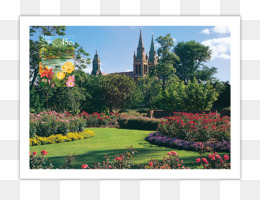 Botanical Garden, Flower, Garden, Nature PNG image with transparent background