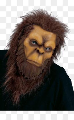 Bigfoot Richard Nixon mask Halloween costume - mask & Free download Bigfoot Richard Nixon mask Halloween costume - mask png.