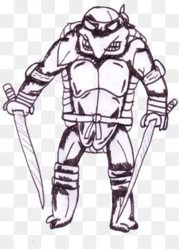 Free Download Michaelangelo Teenage Mutant Ninja Turtles Drawing Art