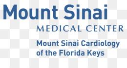 Mount Sinai Medical Center Text 1351*282 transprent Png Free