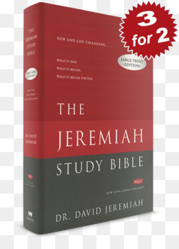 Free download The Jeremiah Study Bible New King James