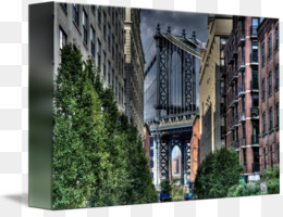 Manhattan bridge png & manhattan bridge transparent clipart free
