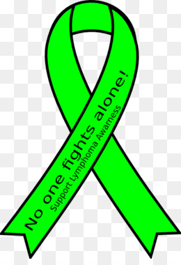 Free Download Hodgkins Lymphoma Green Awareness Ribbon Clip Art