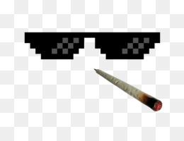 0f4b2365269 Sunglasses Pixel art Clip art - glasses 990 330 transprent Png Free ...