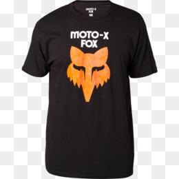 Hoodie T-shirt Fox Racing Clothing Sweater - T-shirt png download ... 77b456427