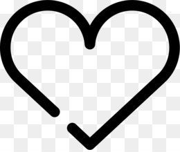 Heart, Computer Icons, Download, Black And White PNG image with transparent background