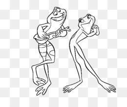free download tiana frog prince naveen coloring book disney princess