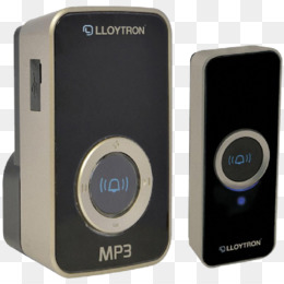 Door Bells & Chimes Wireless Push-button Remote Controls