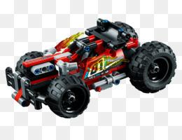 Lego Technic Toy Lego 60148 City Atv Race Team Pullback Motor Lego