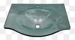 kitchen sink Glass plastic Product design - glass product png ...