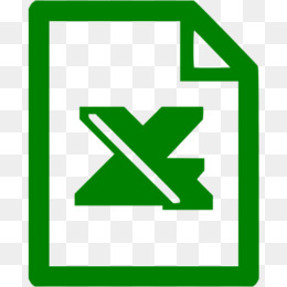 Free download download excel icon png