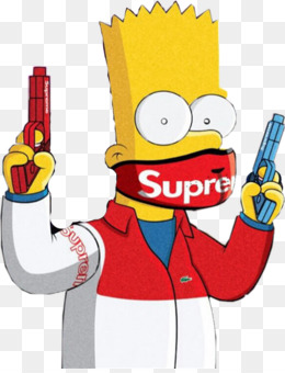 Bart Simpson Png Ghetto Bart Simpson Bart Simpson Drawing Bart