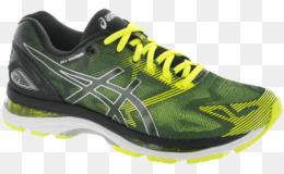 ASICS Chaussures Sneakers Jogging Jogging Running Sneakers Jaune Et 19953 Noir Flyer png f6c3da4 - sinetronindonesia.site