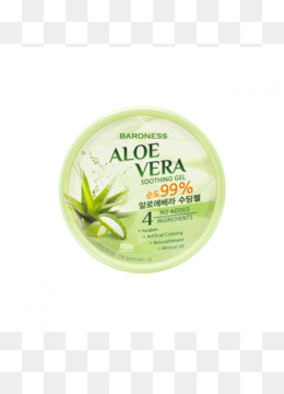Free download Aloe vera Cream Gel Product 0 - soothing png