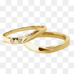 085e2731db6 Wedding ring Engagement ring Bride - Golden Rings Png Image 1592 ...