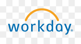 Workday Logo 1398*559 transprent Png Free Download - Blue