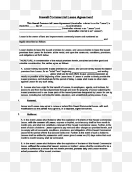 Document Lease Contract Real Property Template   Modern Cv Png Download    612*792   Free Transparent Text Png Download.