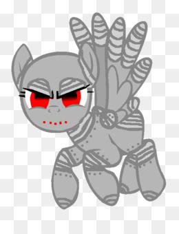 Free Download Pony Robotics Cartoon Robotic Arm Robot Png
