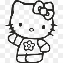 Free Download Hello Kitty Coloring Book Colouring Pages Christmas