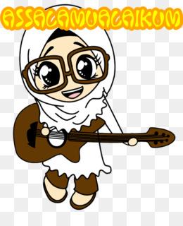 Muslim Cartoon Islam Hijab Image Islam Png Download 490795