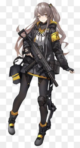 Free Download Girls Frontline Heckler Koch Ump Firearm Submachine