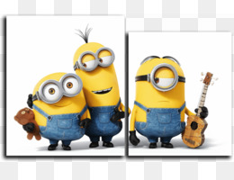 Kevin The Minion PNG Transparent Clipart Free