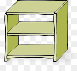 Free Download Clip Art Shelf Openclipart Bookcase Furniture