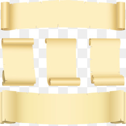 Paper, Papyrus, Scroll, Yellow, Furniture PNG image with transparent background