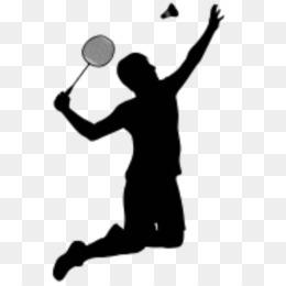 Badminton Shuttlecock PNG - badminton-shuttlecock-gray-background