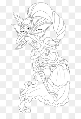 Bloom Winx PNG Transparent Clipart Free Download